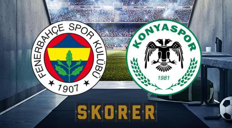 Fenerbahçe - Konyaspor maçı ne zaman saat kaçta hangi kanalda canlı yayınlanacak?