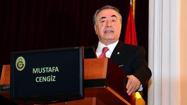 Mustafa Cengiz'in 8. derbi heyecanı