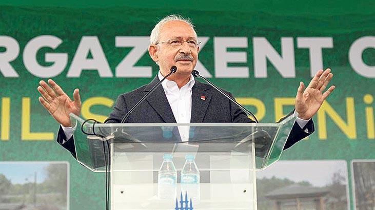 CHP lideri  Kemal Kılıçdaroğlu: Güzellikleri yurt sathına yayacağız