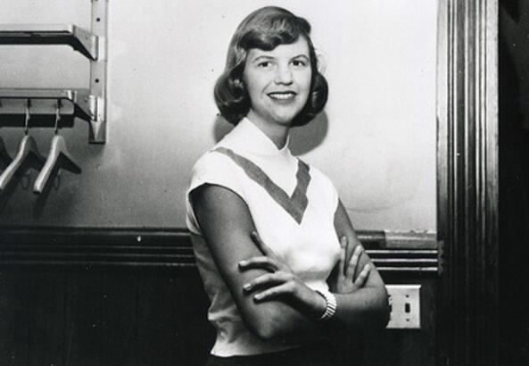 Sylvia Plath kimdir? Ne zaman doğdu? Google'dan Sylvia Plath doodle'ı