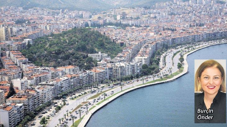 Konutta ilk tercih İzmir