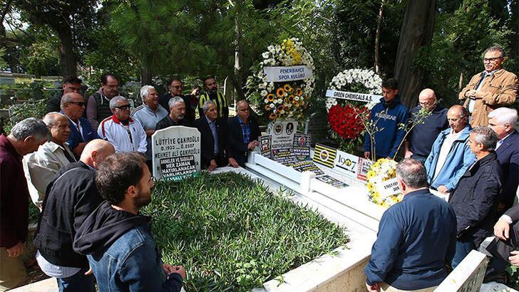 Fenerbahçe'de Hüseyin Çakıroğlu anıldı