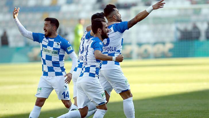 Erzurumspor'dan 'Hatay'a' yer yok: 3-1