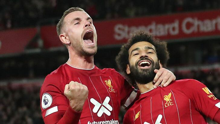 Liverpool'dan Anfield'da 12'de 12...