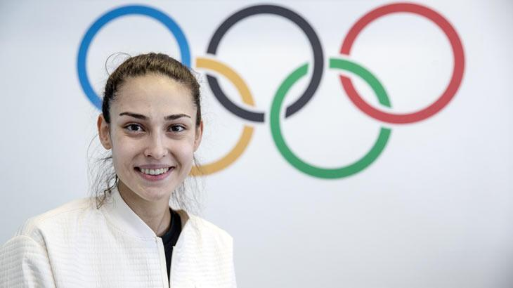 İrem Yaman: Olimpiyatlar için sıkletimdeki favori sporculardan biriyim