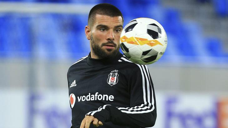 Beşiktaş'ta gözler Rebocho'da