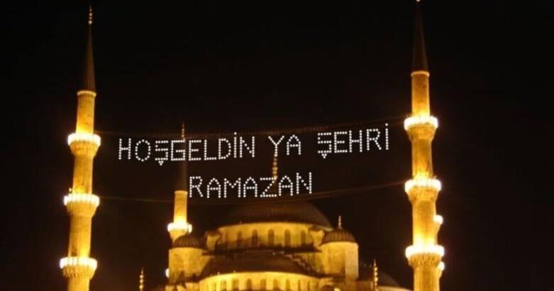 2020 Ramazan ayı hangi tarihlere denk geliyor? 2020 Ramazan ayı başlangıcı