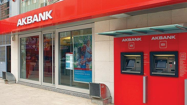 Akbank'ın 9 aylık kârı 4 milyar lira