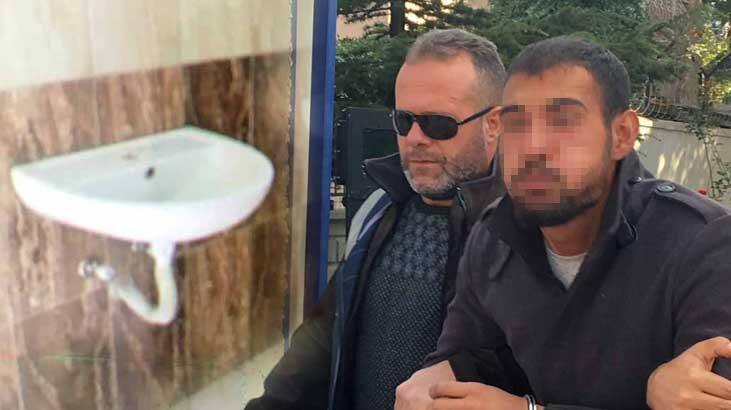 Musluk hırsızı tutuklandı