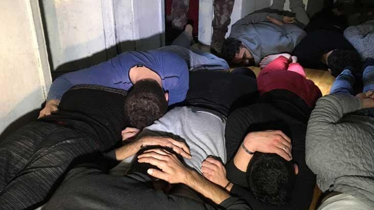Terör örgütü DEAŞ'a ağır darbe! Çok sayıda kişi gözaltına alındı