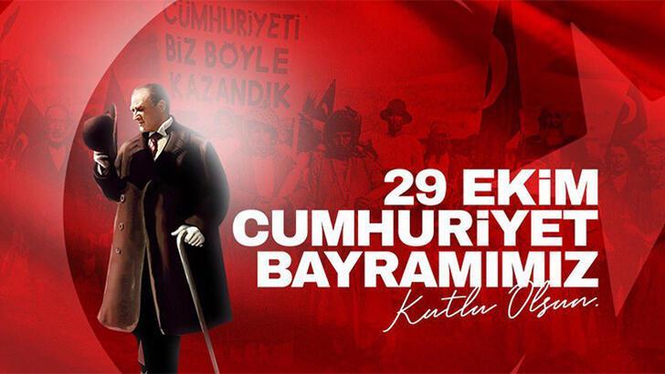 Dört büyüklerden Cumhuriyet Bayramı mesajı