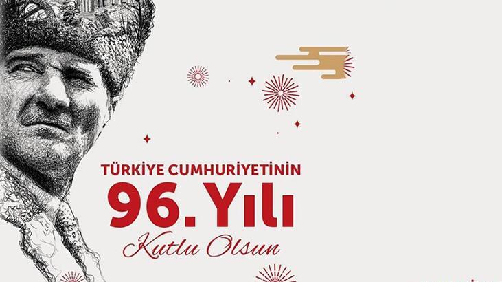 Çin İstanbul Başkonsolosluğu'ndan 96.yıl kutlaması