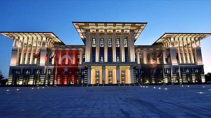Cumhurbaşkanlığı kabul töreni başladı! 5 bin kişi ağırlanıyor