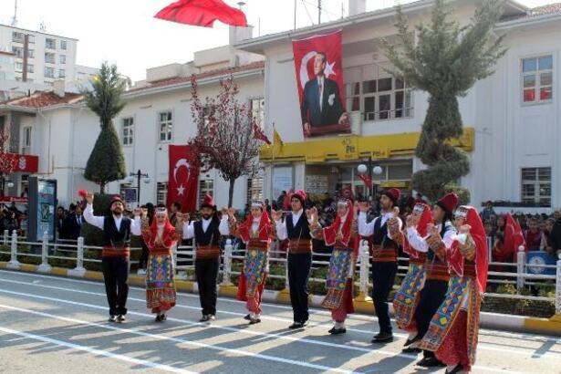 Yozgat'ta Cumhuriyet coşkusu