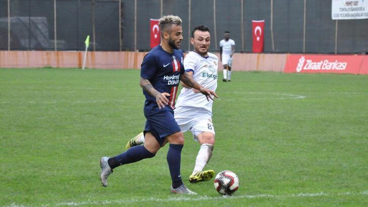 Hekimoğlu Trabzon-Ekol Göz Menemenspor: 3-0