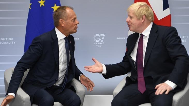 AB'den İngiltere'ye Brexit uyarısı: Bu son olabilir