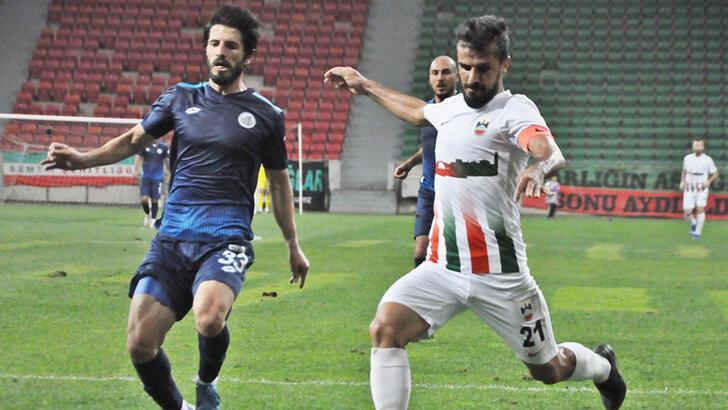 Adanaspor - Diyarbekirspor: 3-0