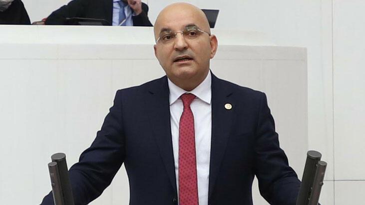 CHP İzmir Milletvekili Polat trafik kazası geçirdi
