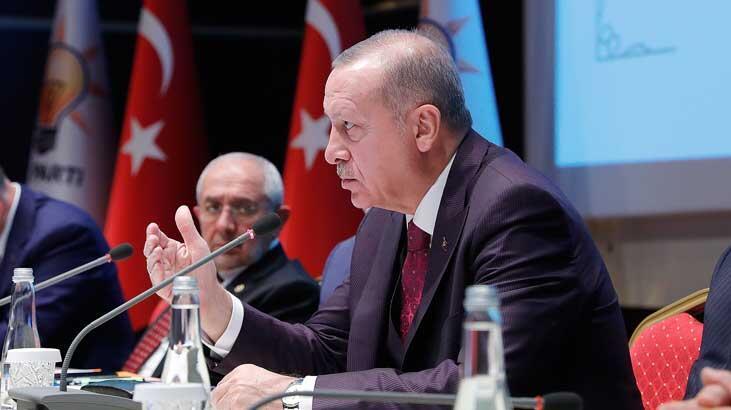 Cumhurbaşkanı Erdoğan'dan AK Parti teşkilatına uyarı: 'Kulak asmayın'