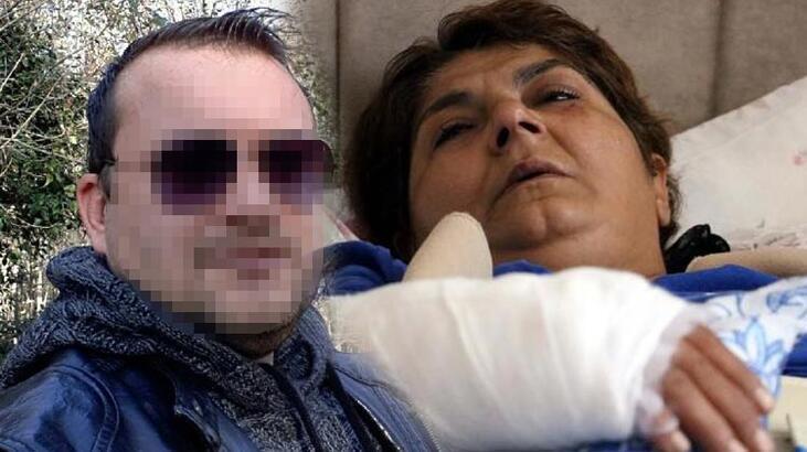 Yengesine baltayla saldırdı, 18,5 yıl hapisle yargılanıyor!