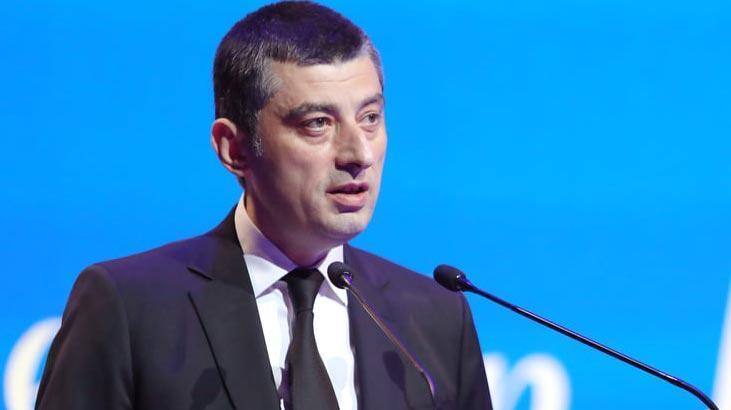 Gürcistan Başbakanı Gakharia Türkiye'ye gelecek