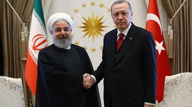 Ruhani'den Erdoğan'a Cumhuriyet Bayramı tebriği