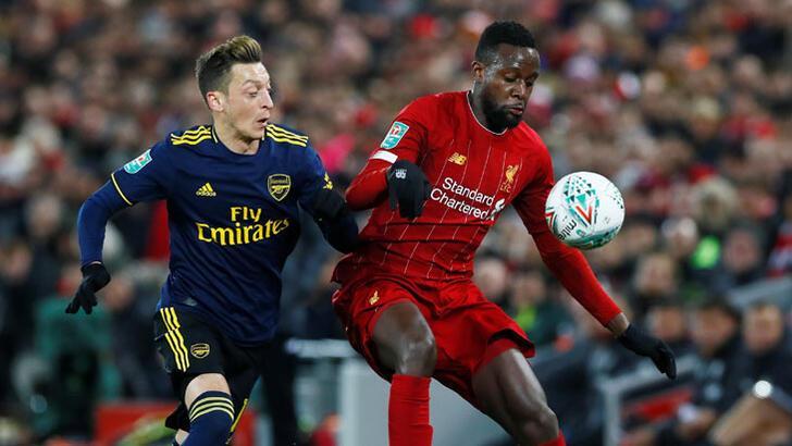 Liverpool - Arsenal: 5-5