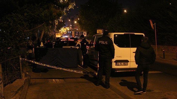 Yer: Beşiktaş... Bir anda yere yığıldı