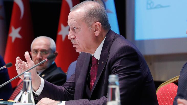 İşte Cumhurbaşkanı Erdoğan'ın masasındaki anket!