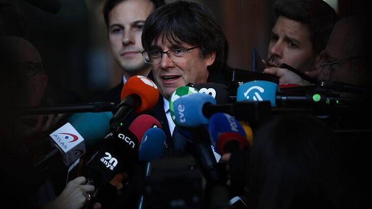 Kanada, Katalan lider Puigdemont'un ülkeye girişine izin vermedi