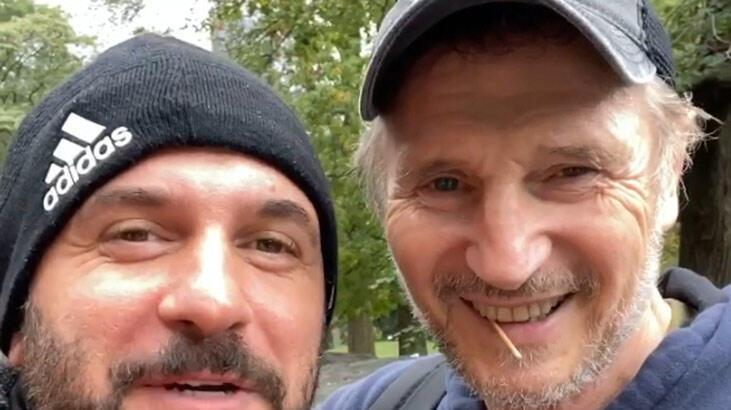 Liam Neeson'dan İstanbul hatırası