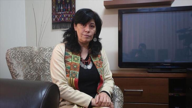 İsrail, eski Filistinli kadın milletvekilini gözaltına aldı