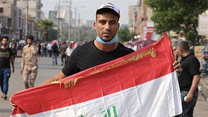 Ali Adnan'dan protestolara destek