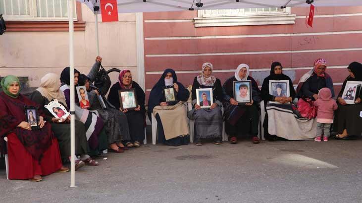 HDP önündeki eylemde 59'uncu gün