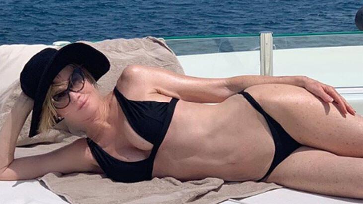 62 yaşındaki Melanie Griffith'ten iddialı paylaşım