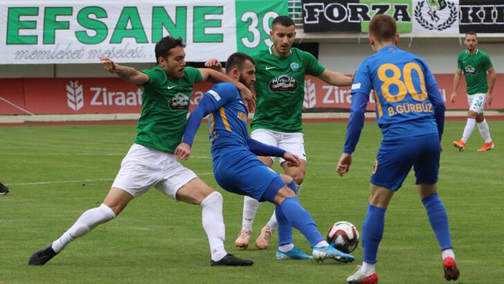Kırklarelispor-Ankaragücü: 1-0