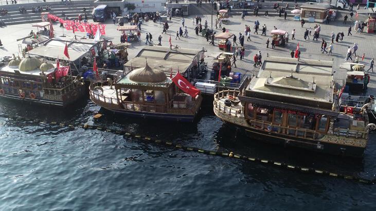 """İmamoğlu'ndan """"balık-ekmek"""" açıklaması"""