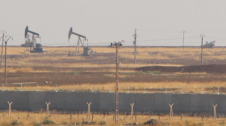 ABD askerlerinin petrol devriyesi Türkiye'den görüldü