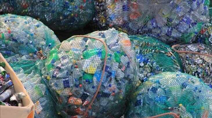 'Plastik atık ithalatıyla 770 milyon dolar ihracat yaptık'