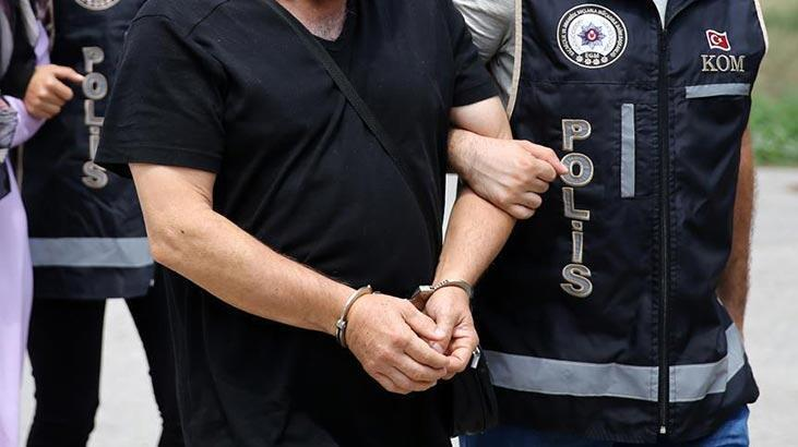 Kesinleşmiş hapis cezası bulunan FETÖ firarisi yakalandı