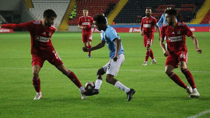 Gaziantep FK - Turgutluspor: 3-0