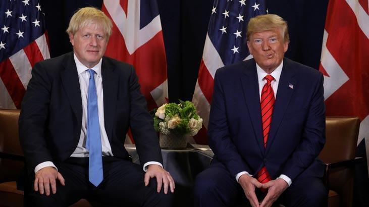 İngiltere'de Trump krizi! 'Müdahale etmeye çalışıyor'