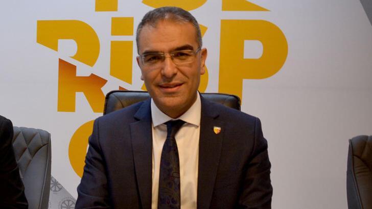 """Başkan Elcuman : """"Tüm konsantremiz Fenerbahçe maçında"""""""
