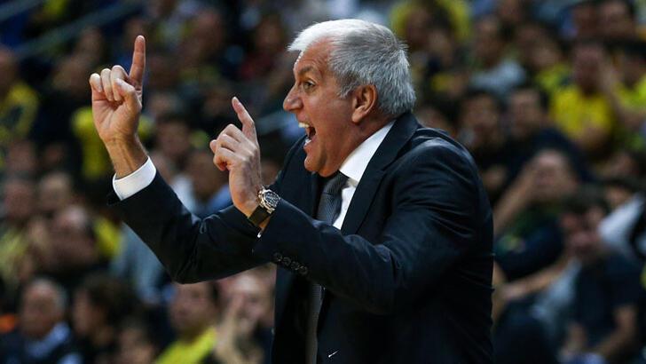 """Zeljko Obradovic: """"Oyuncularımın zor bir durumda olduğunun farkındayım"""""""