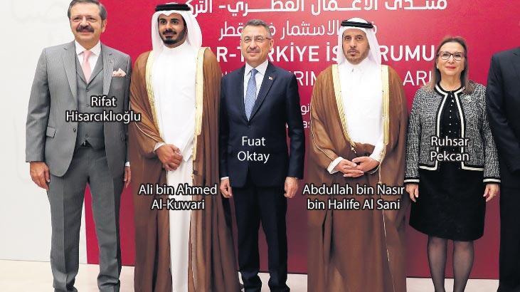 Katar'a 'stratejik' davet