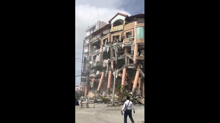 6.6 ve 6.5'lik depremlerde ölü sayısı arttı