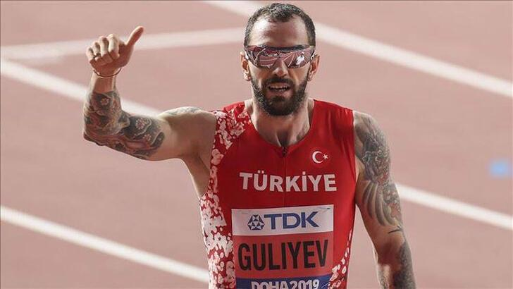 Ramil Guliyev, MS hastaları için İstanbul Maratonu'nda koşacak