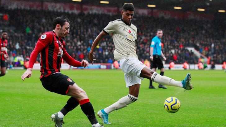AFC Bournemouth-Manchester United: 1-0