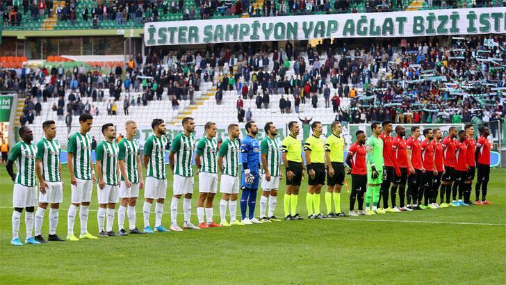 Konyaspor - Gençlerbirliği : 1-1