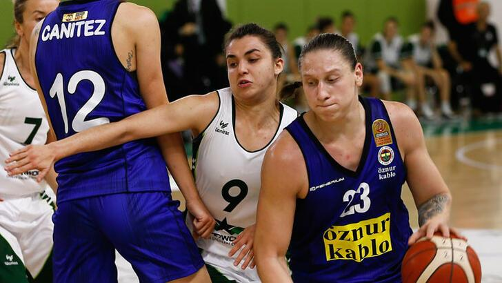 OGM Ormanspor-Fenerbahçe Öznur Kablo: 65-80